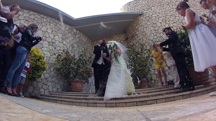 Highlights of the Massimo and Eleonora wedding in Italy!