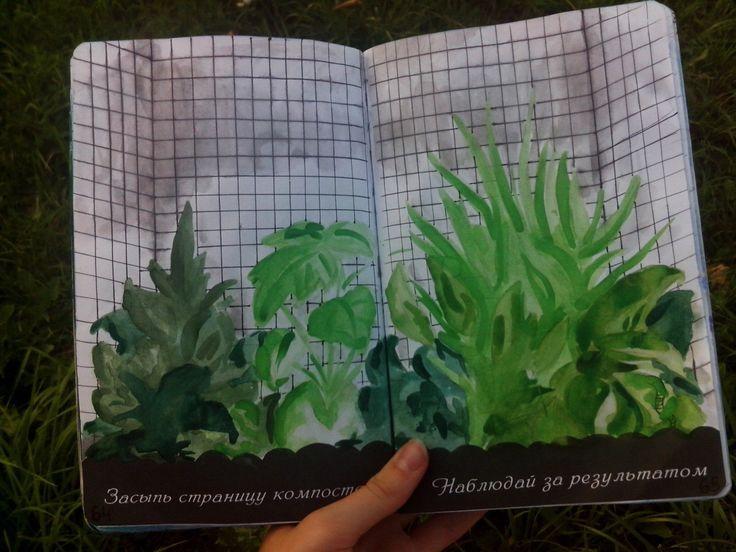 Wreck this journal ideas : Photo