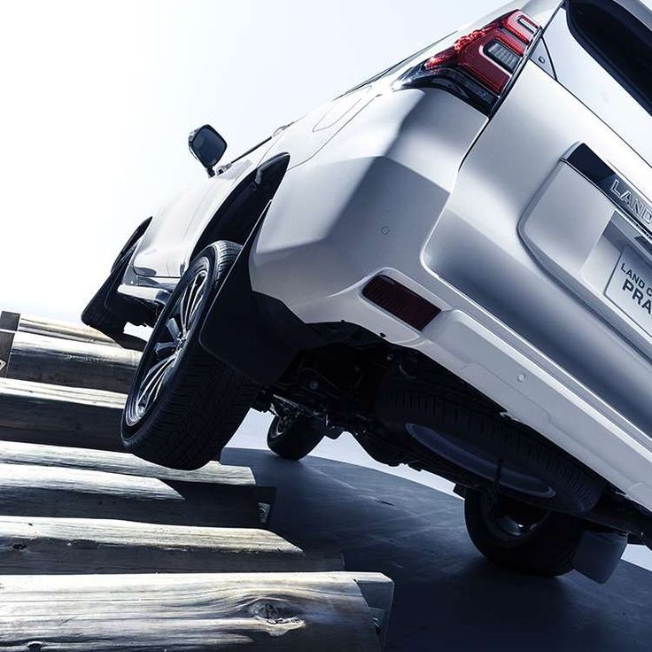 トヨタ ランドクルーザー プラド | 外観 | トヨタ自動車WEBサイト