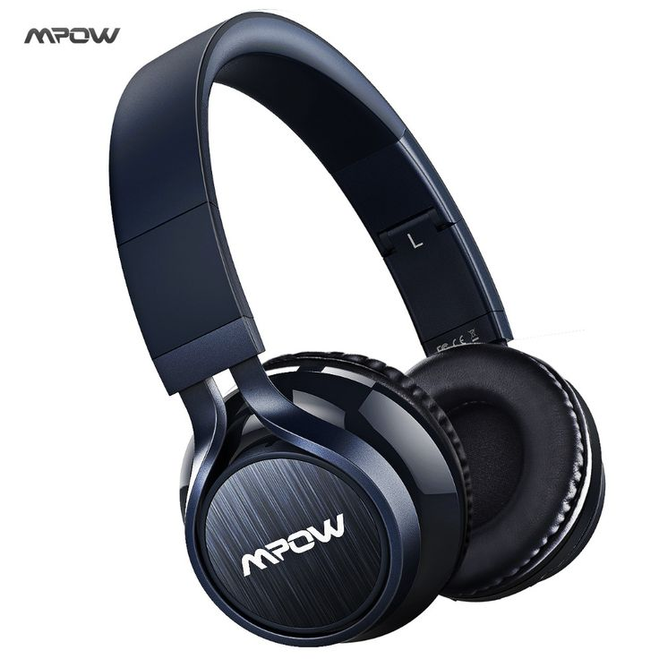 2017 Mpow bluetooth headset wireless bluetooth 4.0 stereo headphone HANDS-FREE 3.5mm jack microphone wired & wireless headphone //Price: $33.59//     #electonics