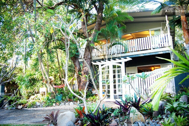 The Artist's Tree House, in Port Douglas