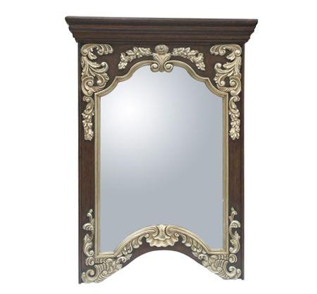 Bombay & Co, Inc.::WALL DÉCOR::Wall Mirrors::Hallowell Mirror