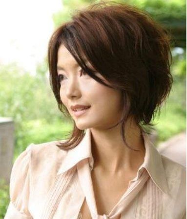 Hairstyles123.com really digging short hair right now
