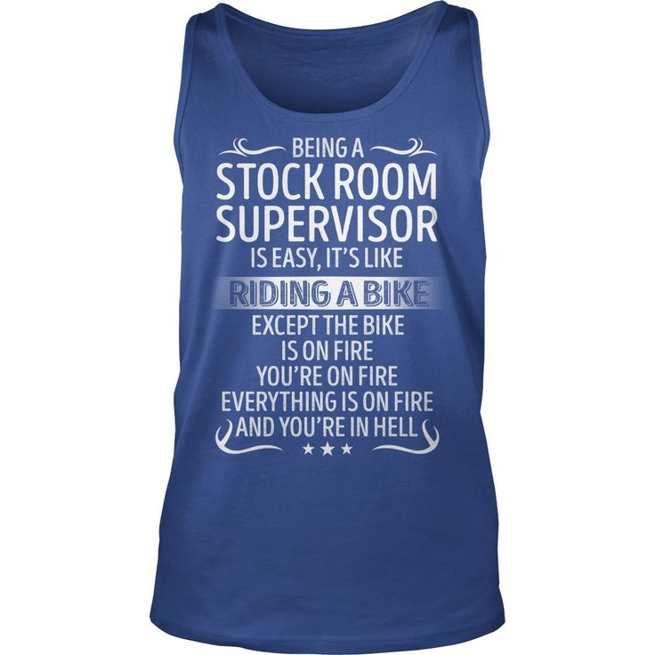 Being a Stock Room Supervisor like Riding a Bike Job Title TShirt #gift #ideas #Popular #Everything #Videos #Shop #Animals #pets #Architecture #Art #Cars #motorcycles #Celebrities #DIY #crafts #Design #Education #Entertainment #Food #drink #Gardening #Geek #Hair #beauty #Health #fitness #History #Holidays #events #Home decor #Humor #Illustrations #posters #Kids #parenting #Men #Outdoors #Photography #Products #Quotes #Science #nature #Sports #Tattoos #Technology #Travel #Weddings #Women