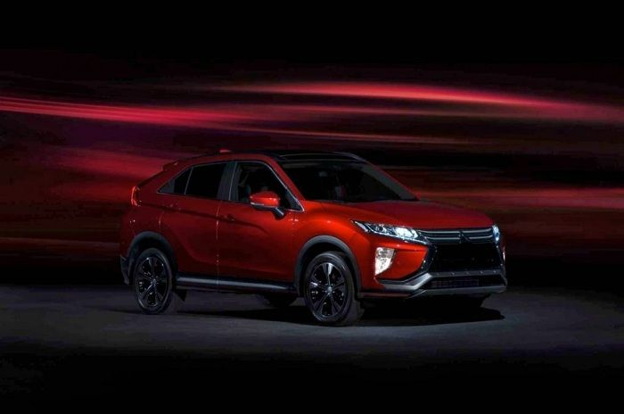 2020 Mitsubishi Asx With A Facelift