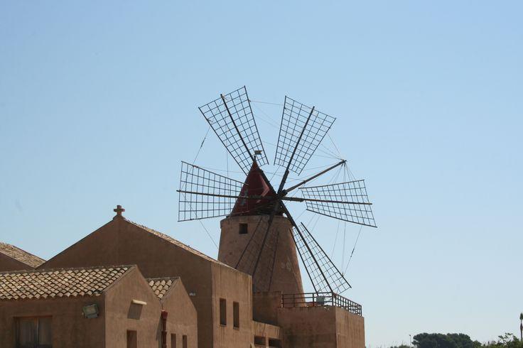 Windmills Sicily 2015 <3