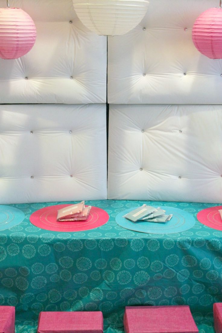 28 best Kids Spa Party images on Pinterest | Birthday party ideas ...