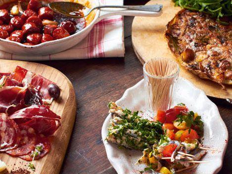 298 best recepten jamie oliver images on pinterest olives jamie jamie olivers 30 minute tapas feast httpchannel4 forumfinder Choice Image