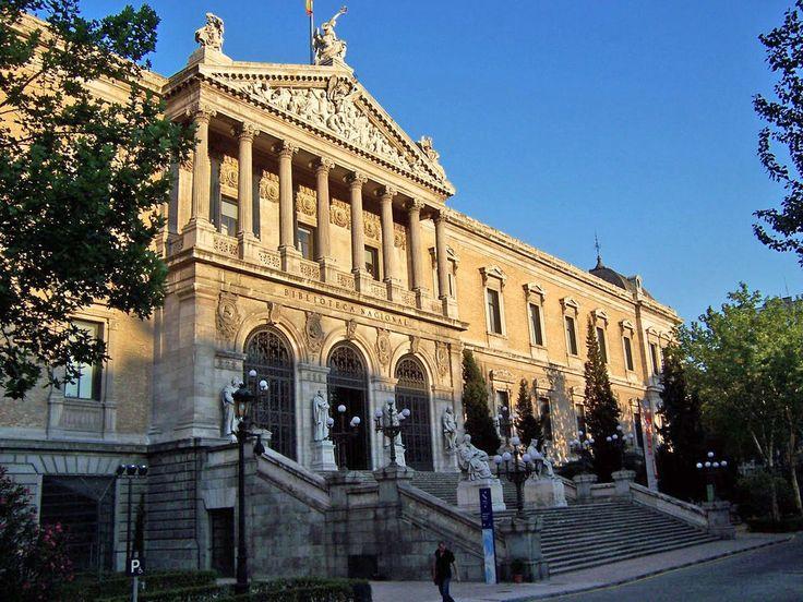 Biblioteca Nacional de España (Madrid)