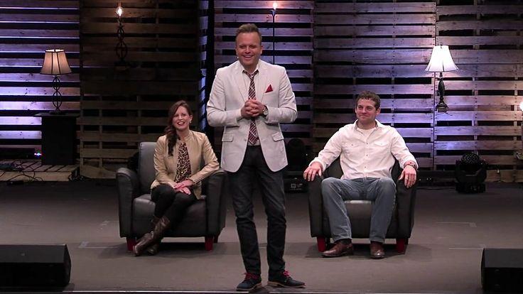 Man's Brain Versus Woman's Brain - a message from Pastor David Crank
