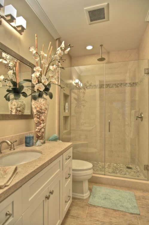 Shabby Chic Basement Bathroom Ideas Bathroom Ideas + Organization