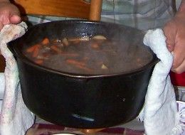 Samhain Recipe: Sage's Traditional Sabbat Beef Stew - Pinned by The Mystic's Emporium on Etsy