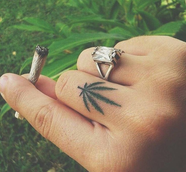Best 25 medical tattoos ideas on pinterest nurse for Tattoo of weed leaf