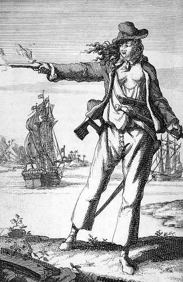 When women roamed the high seas in search of fortune, freedom, and sometimes revenge