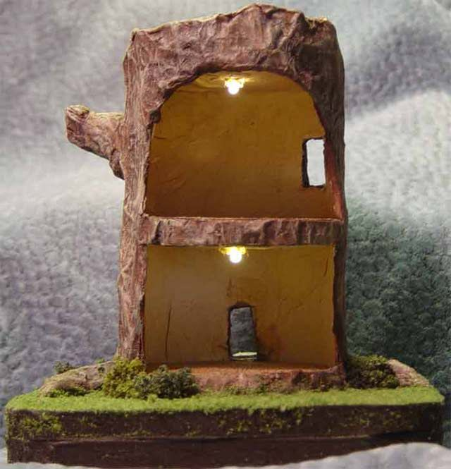Battery Operated LED Room Lighting Kits For Model Buildings Evan Designs