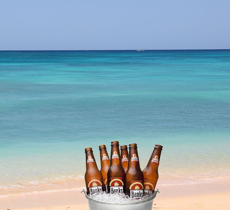 Barbados... where the water is warm and the drinks are cold