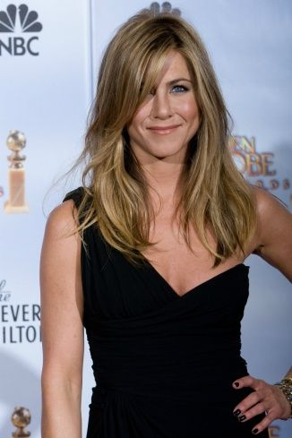 Jennifer Aniston Layered Hair
