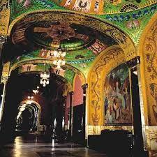 Cultural Palace,Targu Mures, Romania. -