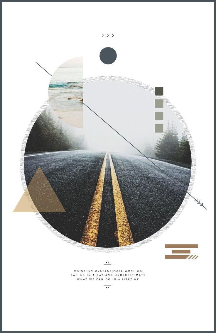 Poster design graphic design - Daily Graphic Design Inspiration
