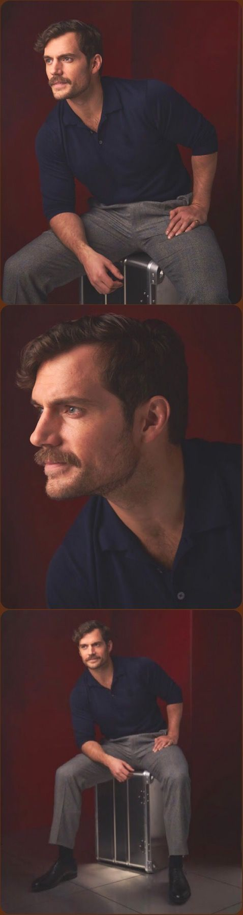 Henry Cavill, Men's Fashion, Actor, Male Model, Good Looking, Beautiful Man, Guy, Handsome, Cute, Hot, Sexy, Eye Candy, Muscle, Hunk, Hairy Chest, Abs, Six Pack, Fitness (Superman, Man of Steel, Justice League) ヘンリー・カヴィル 俳優 男性モデル フィットネス (スーパーマン マン・オブ・スティール ジャスティス・リーグ) #MuscleHunks #sixpackabs