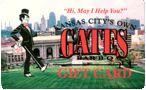 Gates Bar B.Q. - HI! May I Help You?!!!