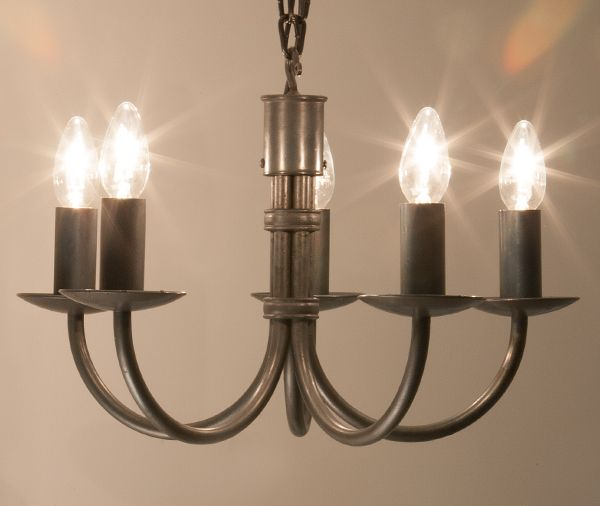Maythorne Wrought Iron Pendant Light