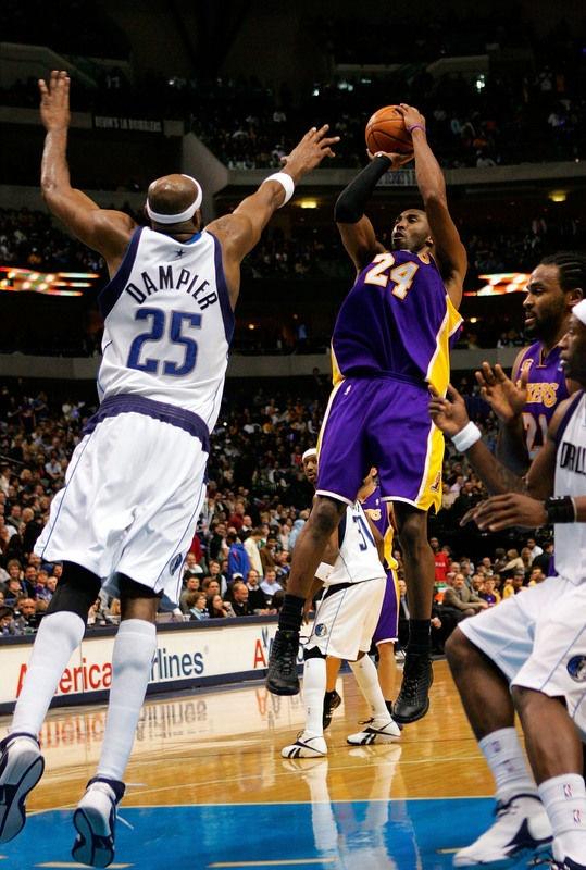 Kobe Doin' Work!