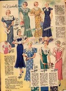 1930s Fashion | Fasion Costumes