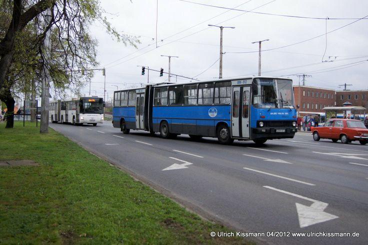 BRH-912 Debrecen Nagyállomás 18.04.2012 - Ikarus 280