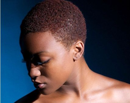 Pin On Short Haircuts With Curls Natural Colored African