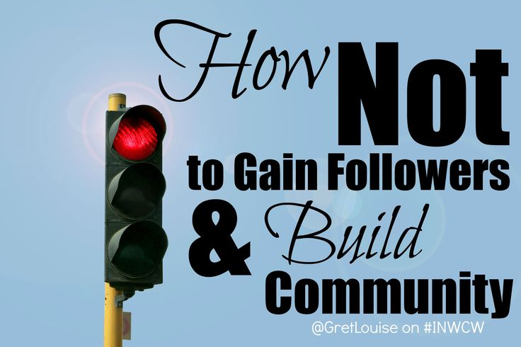 how to build twitter followers from scratch