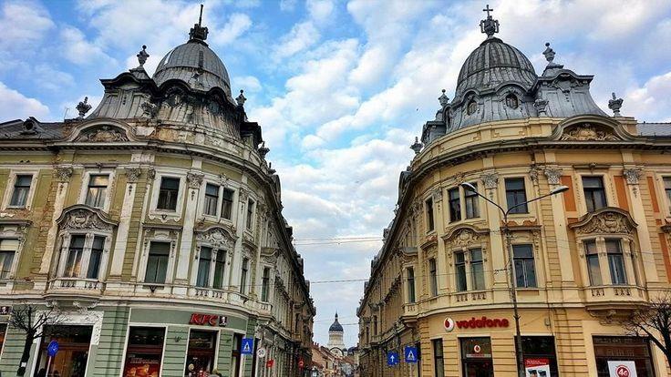 """The Mirror Street""  Cluj-Napoca, Romania"