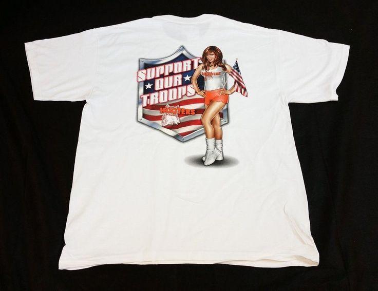 Hooters style sexy shirts custimized logo