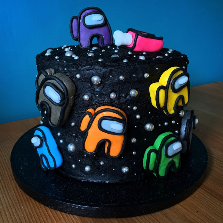 25++ Among us cake decorations trends