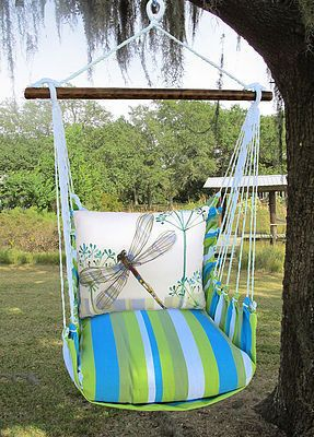 Dargonfly Hammock Chair, Swing, Magnolia Casual