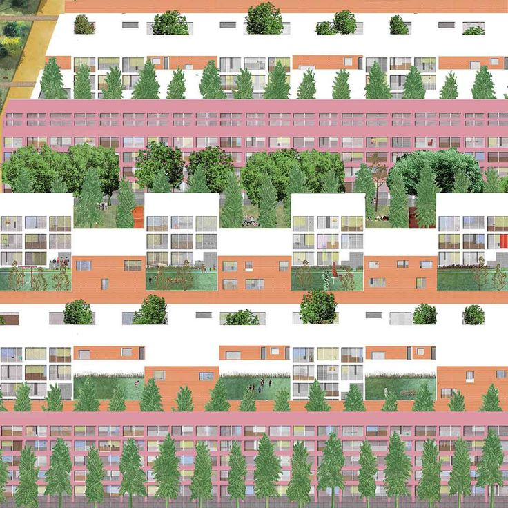 Dogma, Proposal for the Weisse Stadt in Oranienburg, 2013