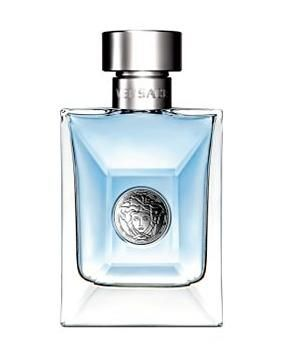 Versace Pour Homme - Top notes are lemon, neroli, bergamot and rose de mai; middle notes are hyacinth, clary sage, cedar and geranium; base notes are tonka bean, musk and amber.