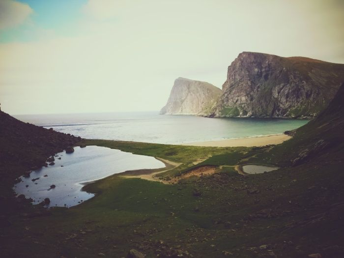 Postcards of Norway (Lofoten) III Art Print by Barcinorsk | Society6