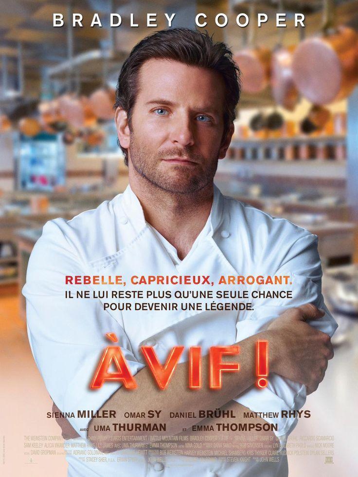 #AVIF! @BradleyCooperPA cuisine pour vous! pour notre plus grand #plaisir! http://po.st/AVIF 04/11 #CINEMA