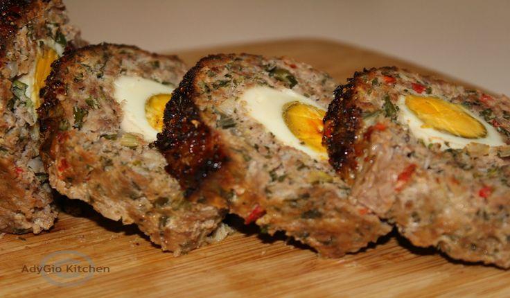 Rulada de carne | Rulada de carne de porc si vita - Adygio Kitchen