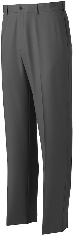 Big & Tall Grand Slam Solid Performance Golf Pants