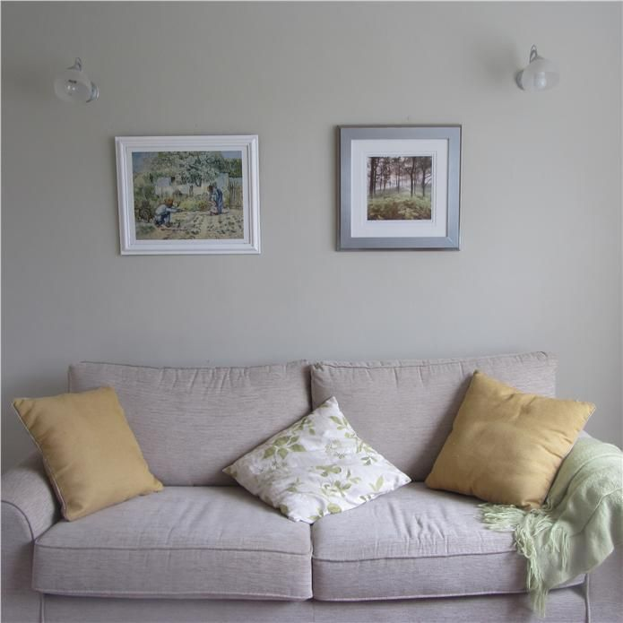 an inspirational image from farrow and ball shaded white think it 39 s a bit more yellow than. Black Bedroom Furniture Sets. Home Design Ideas