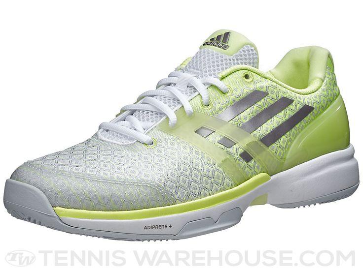 adidas Adizero Ubersonic Yellow Women's Shoes | Tennis Warehouse