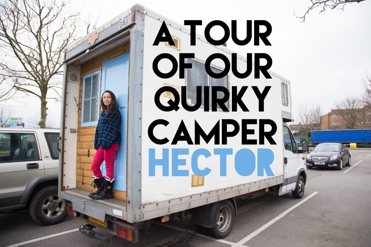 See the inside of Hector our Quirky Campervan Rental based in London, UK. A moving truck converted into a Campervan. Complete with fireplace, running water, ...