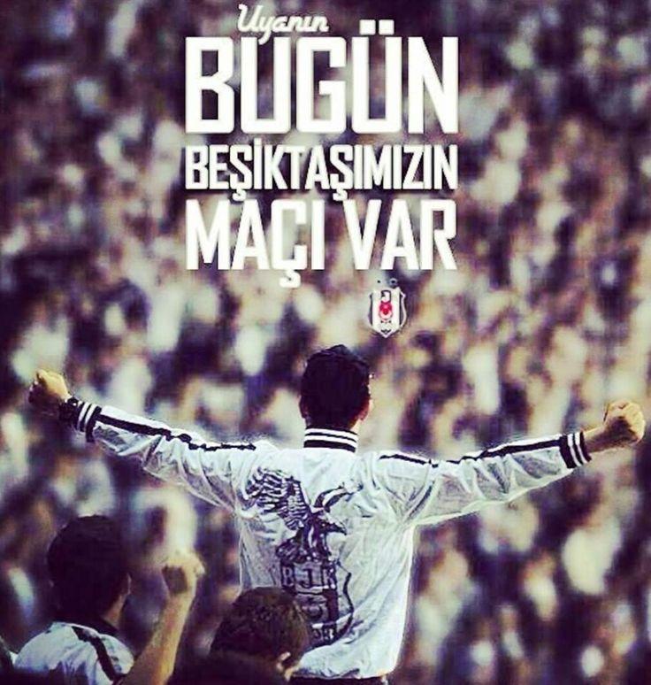 Kalkın Ulan ! Bugün Beşiktaş'ımızın Maçı var ! pic.twitter.com/HDBQ9rytgb