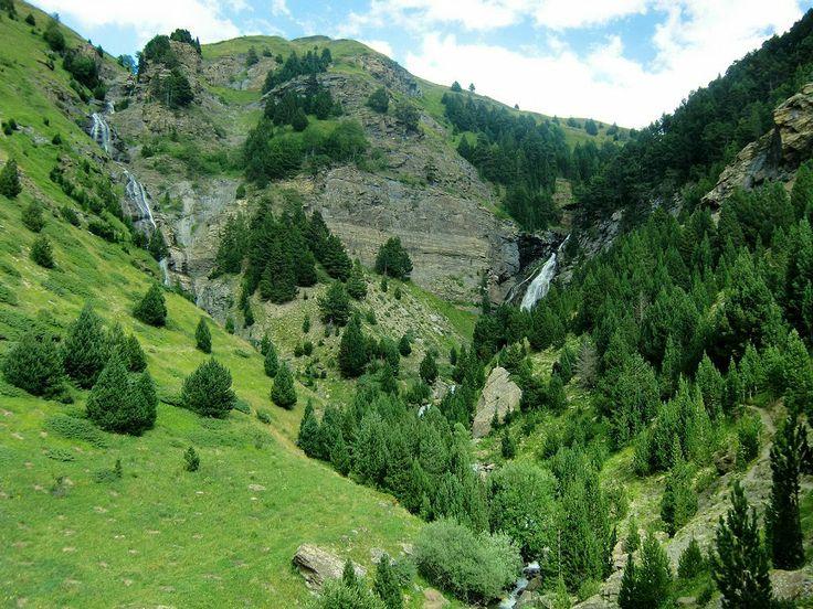 Cascada de Ardonés   Excursiones por Huesca