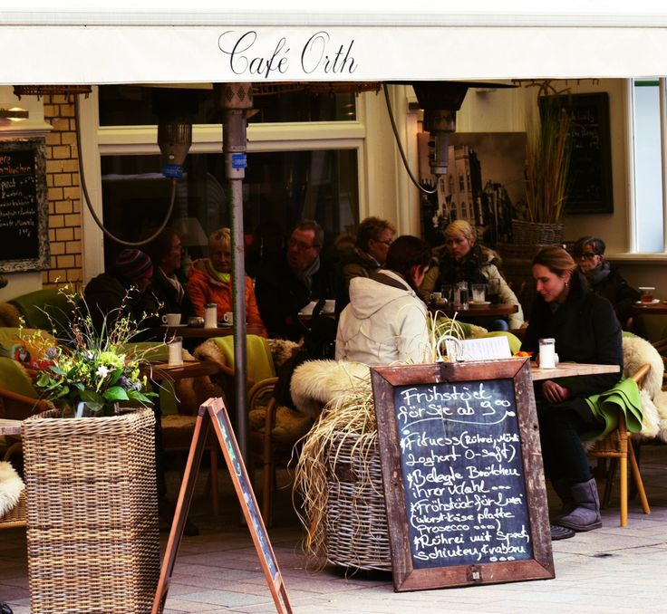 Westerland-Café Orth