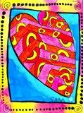 Check out student artwork posted to Artsonia from the Laurel Burch Hearts and Animals project gallery at Cathedral School.