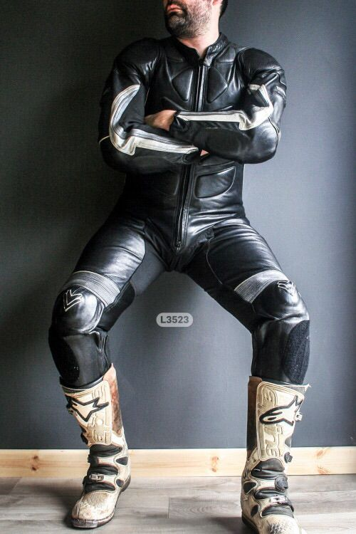 168 Best Biker Images On Pinterest Bikers Leather And