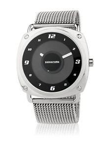 Lambretta Brunori Mesh Silver Men's watch #2174sil 2174SIL IW060  | eBay